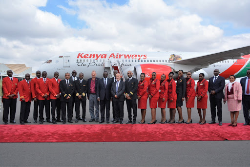 Kenya Airways: Fall of the Pride