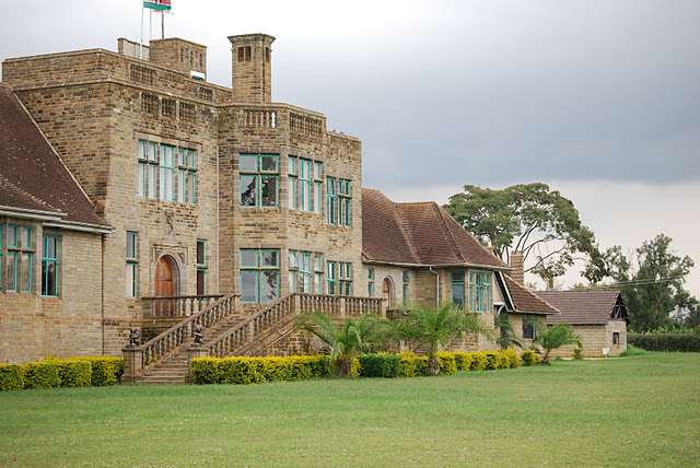 Lord Egerton Castle