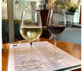 Two Grapes – Wine & Friends
