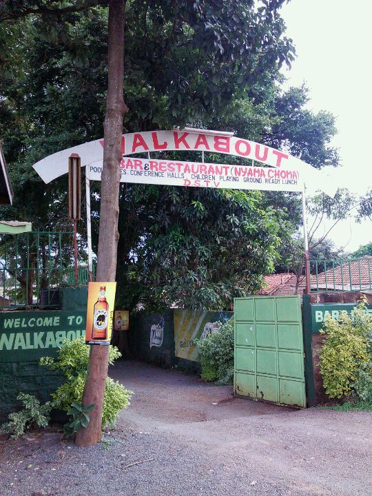Walkabout Bar and Restaurant